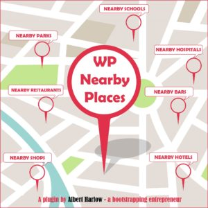 WP Nearby Places Backdrop