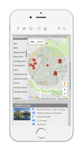 WP Nearby Places - Restaurant