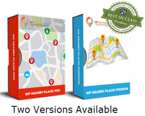 WP Nearby Place Premium and Pro with Award
