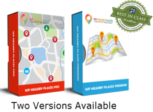 WP Nearby Place Pro and Premium with Award