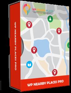 WP Nearby Places PRO WordPress Plugin