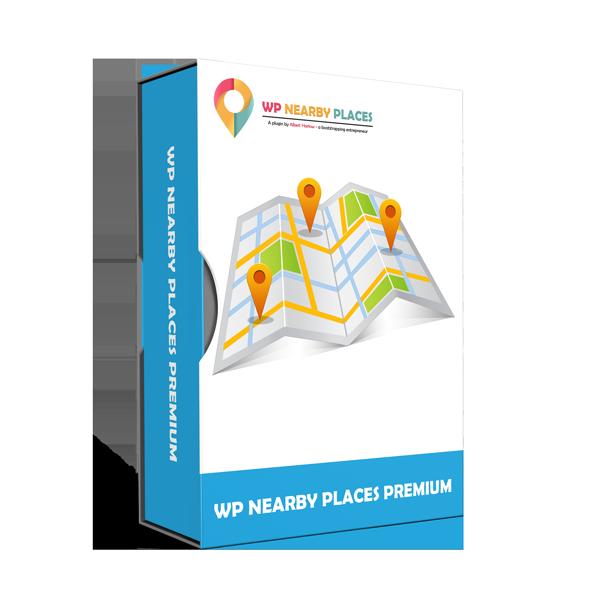 WP Nearby Places Premium Plugin