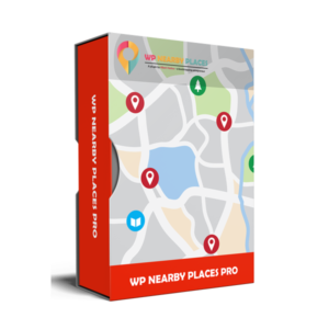 WP Nearby Places PRO Plugin