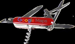 The Google Maps Swiss Army Knife