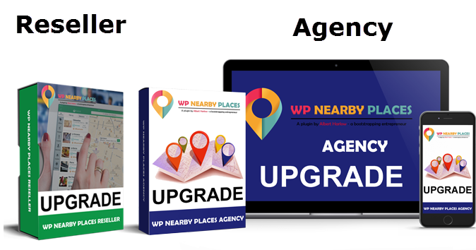 Upgrade to Reseller or Agency
